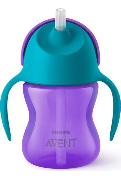Philips Avent Desenli Pipetli Bardak 200 ml Kız