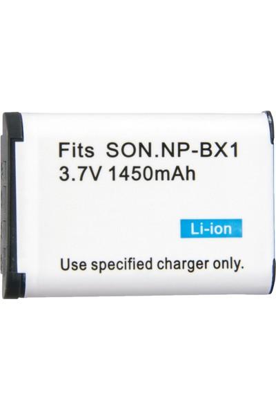 Sony HX-300 İçin BX1 Batarya