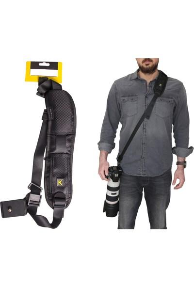 Seyu D5200 Fotoğraf Makineleri İçin Tekli Omuz Askısı