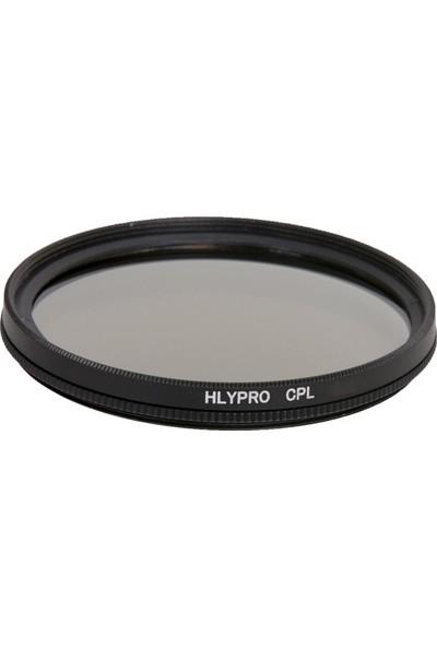 Canon İçin 77mm CPL Polarize Filtre