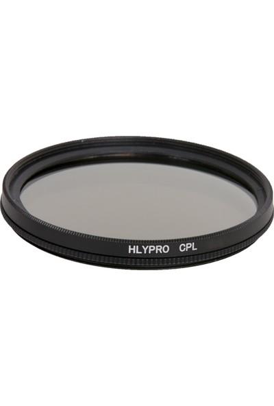 Canon 18-55mm IS STM Lens İçin 58mm CPL Polarize Filtre