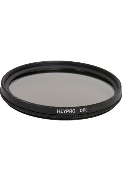 Nikon 55-300mm Lens İçin 58mm CPL Polarize Filtre