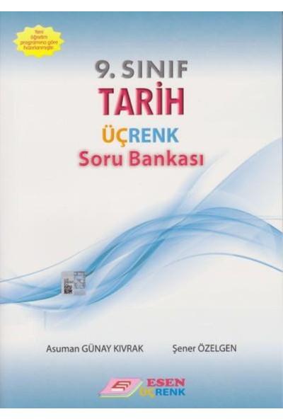 Esen Üçrenk Yayınları 9. Sınıf Tarih Soru Bankası