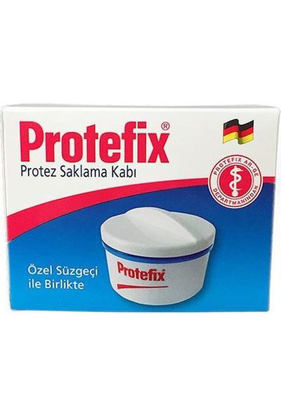 Protefix Protez Saklama Kabı