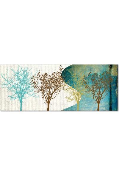 Manzara Kanvas Tablo - 40 x 100 cm