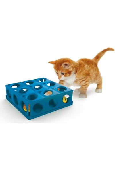 Georplast Tricky Kedi Toplu Oyun Kutusu 25 x 25 x 9 cm