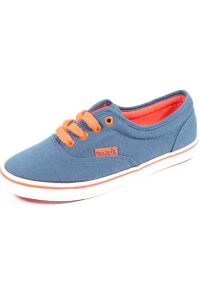 Dockers 216604 Lacivert Kadın Ayakkabı