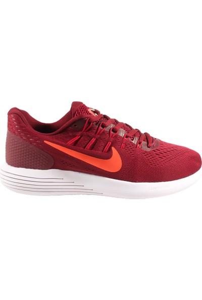 Nike Lunarglide Bordo Erkek Koşu Ayakkabısı