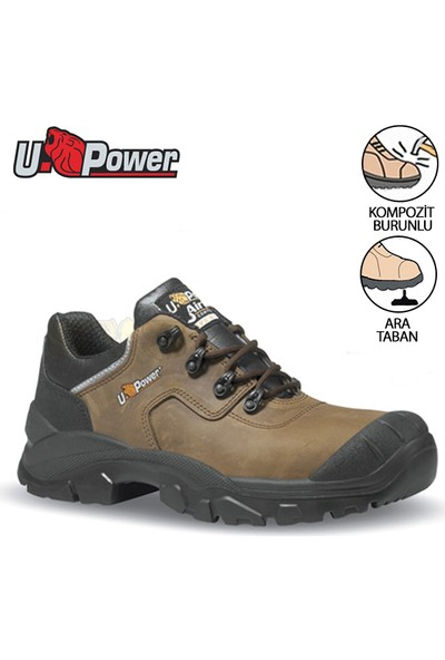 Upower Quebec S3 İş Ayakkabısı