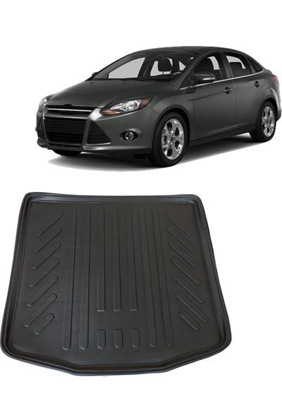 Ford Focus 3 Sedan 3D Bagaj Havuzu (Düşük Zemin)