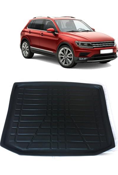 Volkswagen Tiguan 3D Bagaj Havuzu 2016 ve Üzeri (Stepnesiz)