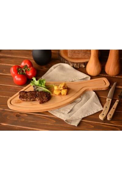 Bambum Beef Kesme Ve Steak Tahtası B2714