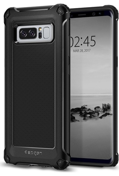 Spigen Samsung Galaxy Note 8 Kılıf Rugged Armor Extra - 587CS21833