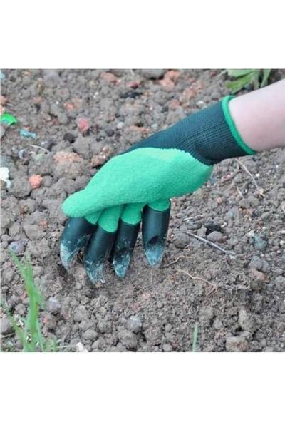 Genie Gloves Mucize Bahçe Çapalama Eldiveni - Garden Genie Gloves