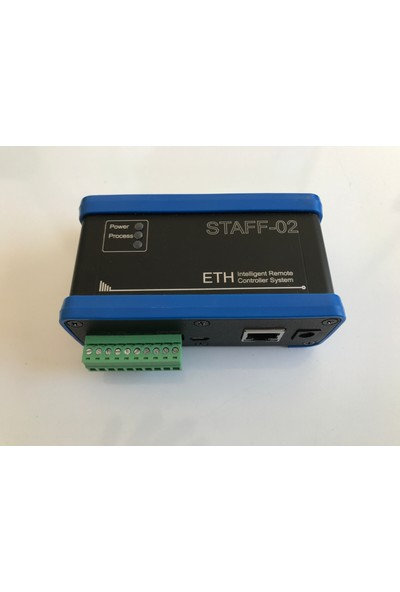 Staff-02 Ethernet Modbus Modem - Seri Port