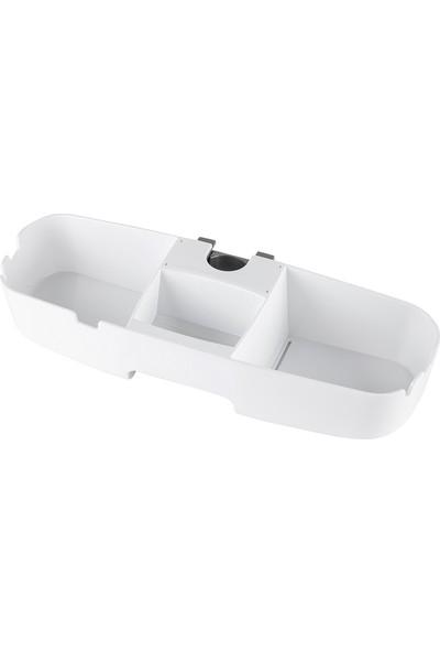 Primanova Drippy Banyo Duş Sepeti Beyaz