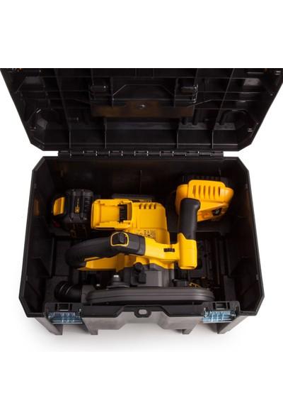 Dewalt Dcs520T2 Dalma Testere 54V Xr Flexvolt 165Mm 2 X 6.0Ah Akü