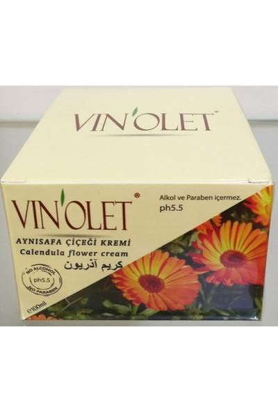 Vinolet Aynısafa Çiçeği Kremi