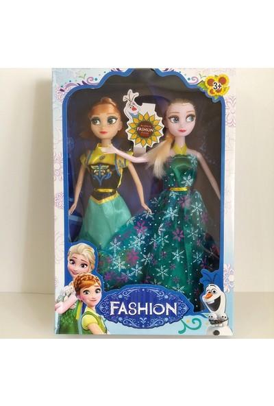 Hdm Frozen Oyuncak Karlar Ülkesi Elsa Anna Bebek