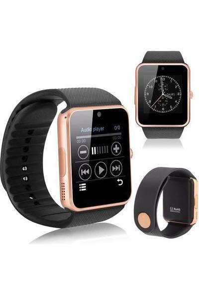 OEM Elegante Oro Turuncuonline Zarif Gold Akıllı Saat Bluetooth