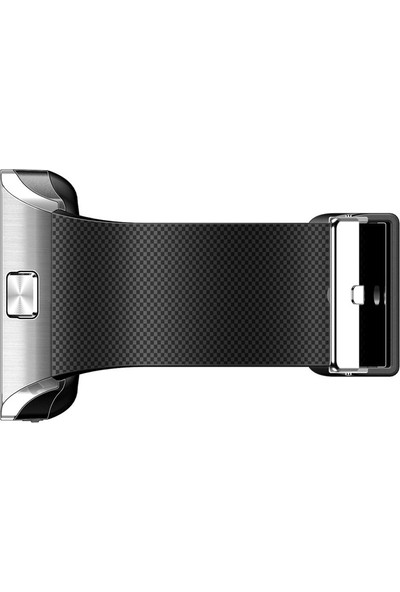 Elegante Plata Turuncuonline Zarif Gümüş Akıllı Saat Bluetooth