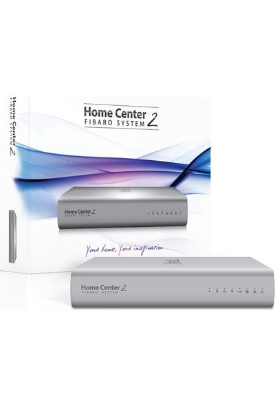 Fibaro Home Center 2 (Ana Kontrol Ünitesi) Zwave