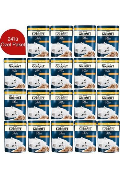 Gourmet Perle Izgara Tavuklu 85 Gr 24 Adet