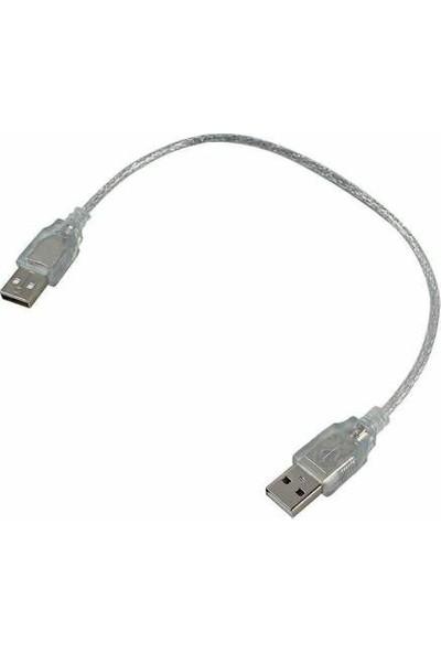 Rewel Usb Erkek - Erkek Kablo 50 Cm