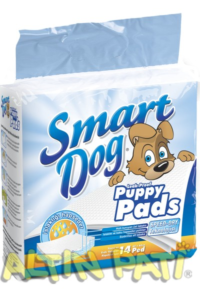 Smart Dog Köpek Çiş Pedi 14 Adet