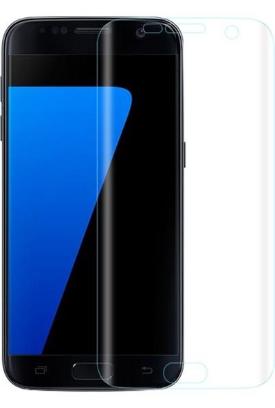 Microcase Samsung Galaxy S7 Edge Full Ekran Koruma Pet Film