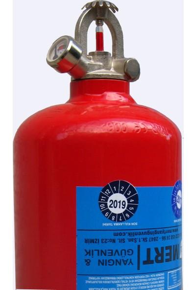 Mert Sprinkli Yangın Söndürme Cihazı 2 kg