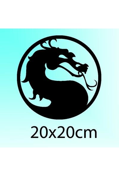 Mortal Kombat - Oto Sticker