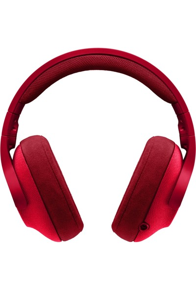 Logitech G433 7.1 Surround Oyuncu Headset- Fire Red 981-000652