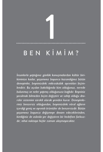 Beyin: Senin Hikayen - David Eagleman