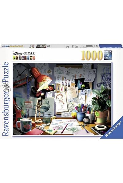 Ravensburger 1000P Puzzle Artists Desk-194322