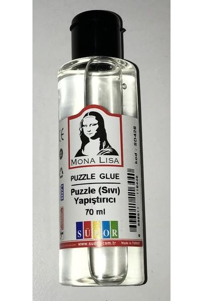 Südor 3 x 70 ml Puzzle Yapıştırıcı Seti (Şeffaf)