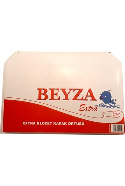 Beyza Extra Kağıt Klozet Kapak Örtüsü 250 Adet