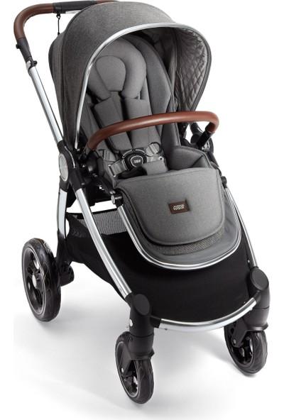 Mamas & Papas Ocarro Bebek Arabası Grey Twill