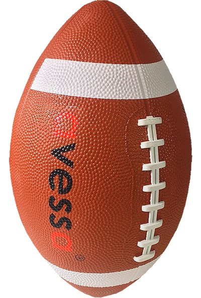 Avessa Amerikan Futbol Topu Kauçuk Amerikan Topu