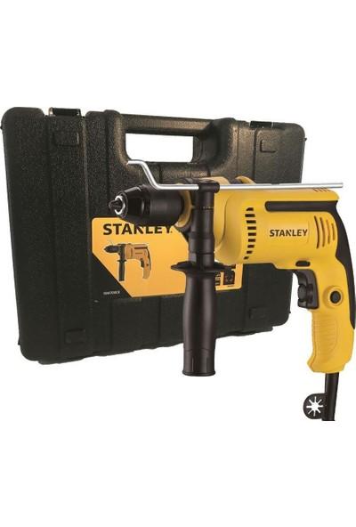 Stanley SDH700CK-TR 700Watt 13 mm Profesyonel Darbeli Matkap
