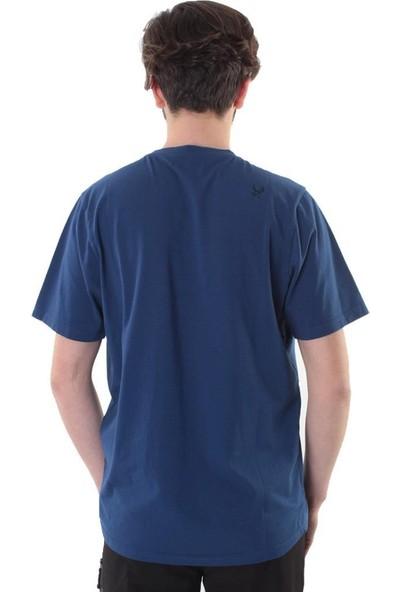 2As Grandvalira 2 Erkek Tshirt Lacivert