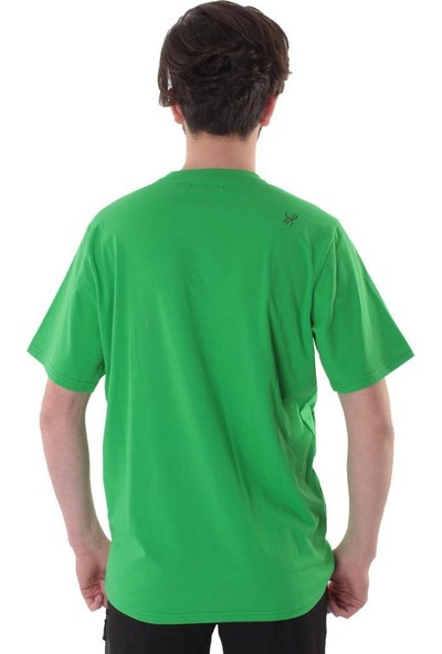 2As Grandvalira 2 Erkek Tshirt Yeşil