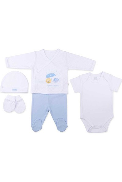 Baby Center S15942 Dreams 5'li Zıbın Seti