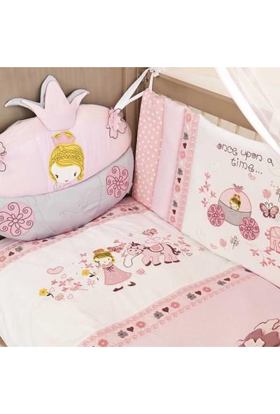 Aybi Baby 143 Princess Home Uyku Seti 8 Parça 80 x 140