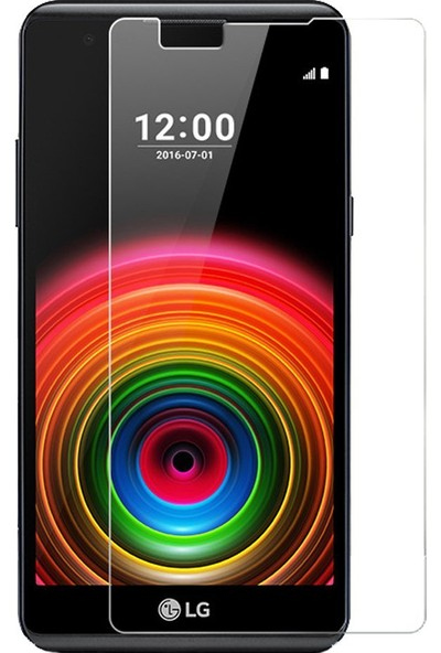 Microcase LG X Power Tempered Glass Cam Film