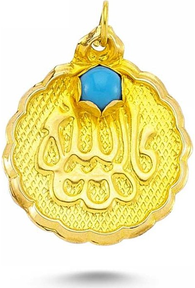 Sembolgold Altın Maşallah Tefsiri Maşallah Sk42-743701