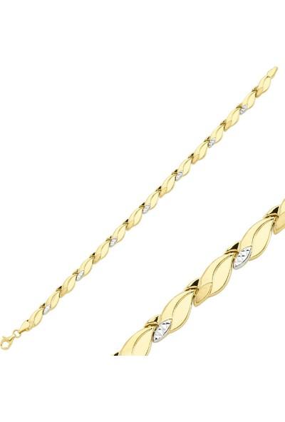 Sembolgold 14 Ayar Altın Bileklik Modeli 5.15 Gr Sg42-900284