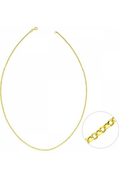Sembolgold 55 Cm Altın Fixli Doc Zincir