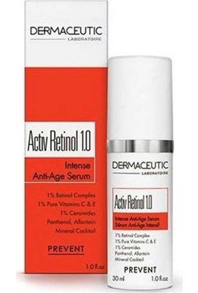 Dermaceutic Activ Retinol 1.0 Anti Age 30Ml - Yaşlanma Karşıtı Serum (Ekstra Güçlü)