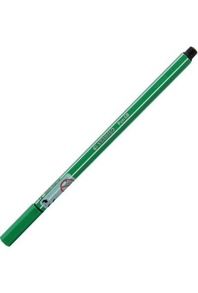 Stabilo Pen 68 Yeşil Keçe Uçlu Kalem 68/36